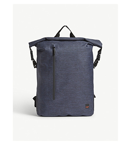 KNOMO Thames Cromwell backpack (Blue
