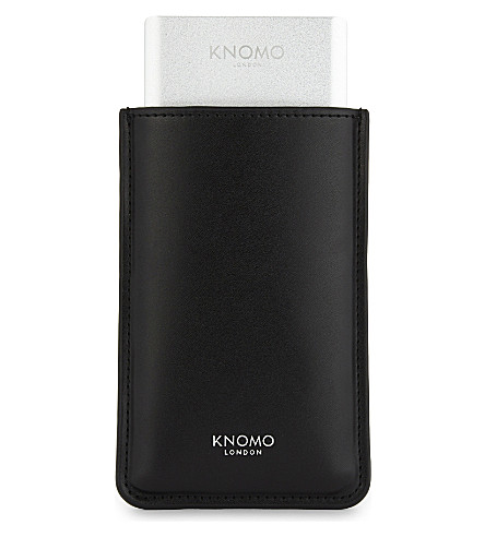 KNOMO Portable power pack (Black