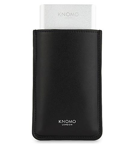 KNOMO Portable power pack (Black
