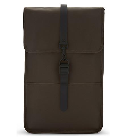 RAINS Field backpack (Brown