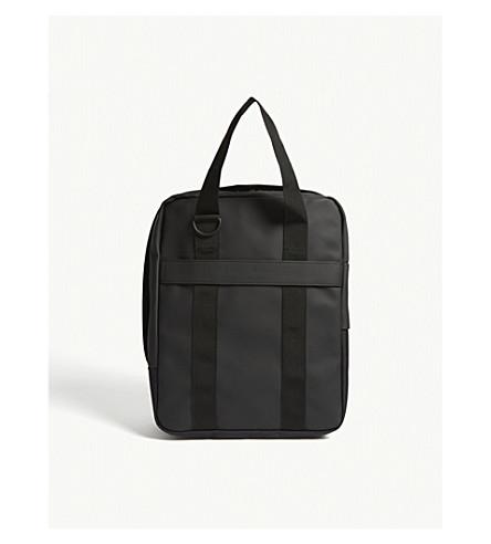 RAINS Utility tote bag (Black