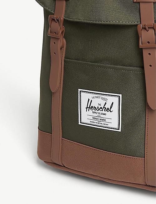 HERSCHEL SUPPLY CO Retreat canvas backpack
