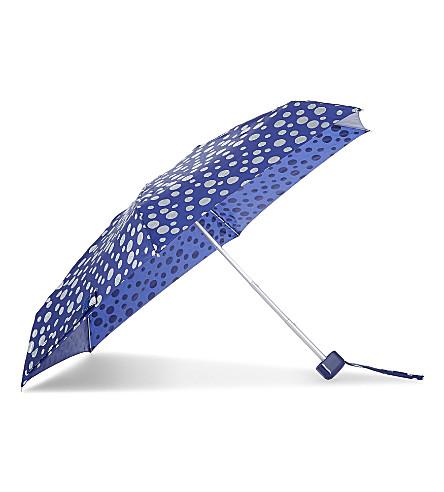 Polka Dot Print Umbrella