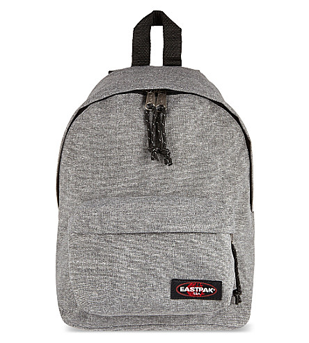 EASTPAK Orbit backpack (Sunday+grey