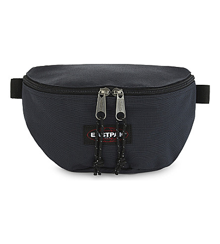 EASTPAK Brand patch bumbag (Midnight