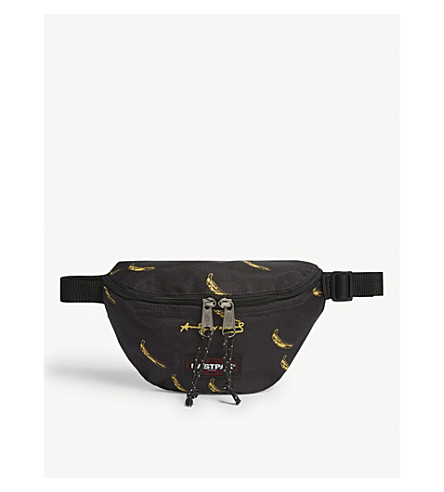 EASTPAK Paul & Joe Voyageur Springer bum bag (Aw+banana