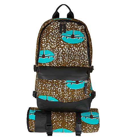 EASTPAK Vlisco backpack (Speed plane 2