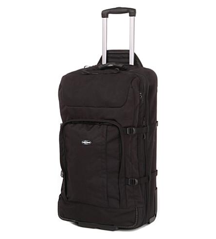 EASTPAK Hicks double-deck two-wheel suitcase 75cm (Black