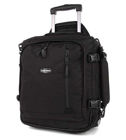 EASTPAK Cain wheeled laptop bag (Black