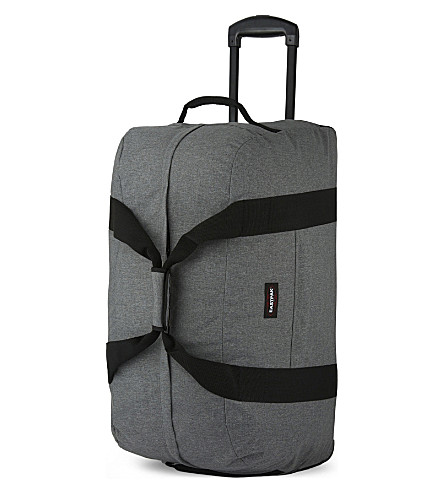 EASTPAK Authentic Container 65 wheeled duffle bag (Sunday+grey