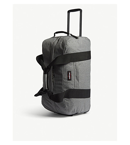EASTPAK Container 65 two-wheel duffle (Sunday+grey