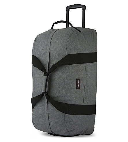 EASTPAK Authentic Container two-wheel duffel bag 85cm (Sunday+grey