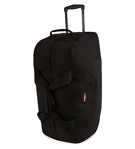 EASTPAK Container 2-wheeled duffel bag (Black