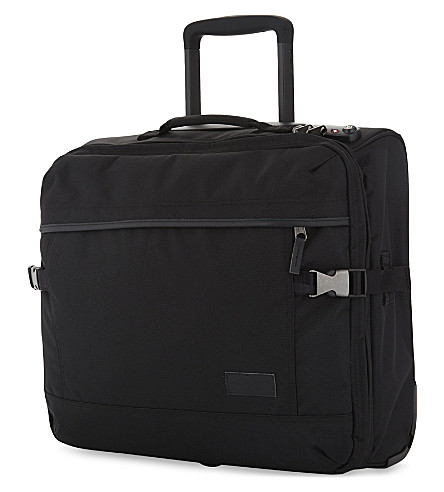 EASTPAK Authentic Tranverz two-wheel business trolley 45cm (Constructed+black