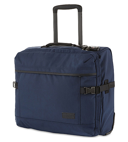 EASTPAK Authentic Tranverz two-wheel business trolley 45cm (Constructed+navy