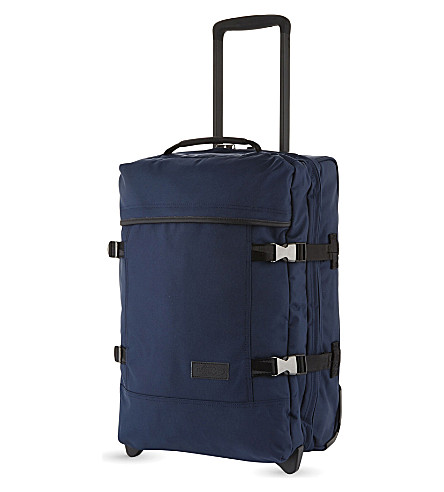 EASTPAK Authentic Tranverz small two-wheel suitcase 51cm (Constructed+navy