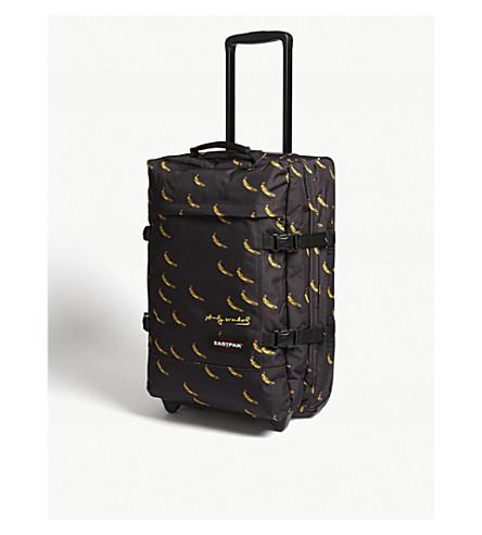 EASTPAK Tranverz two-wheel cabin suitcase 51cm (Aw+banana