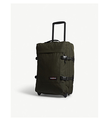 EASTPAK Tranverz two-wheel cabin suitcase 51cm (Bush+khaki