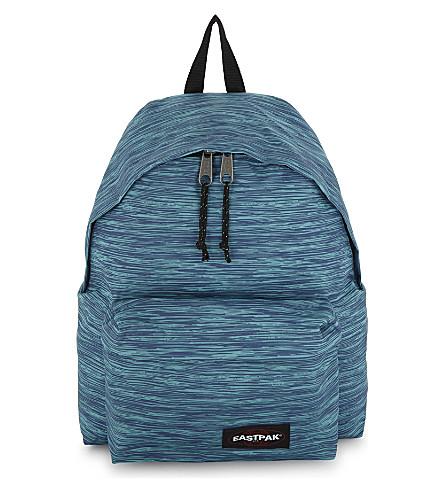 EASTPAK Padded Pak'r backpack (Knit+blue