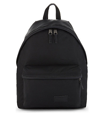 EASTPAK Padded Pak'r® constructed nylon backpack (Constructed+black