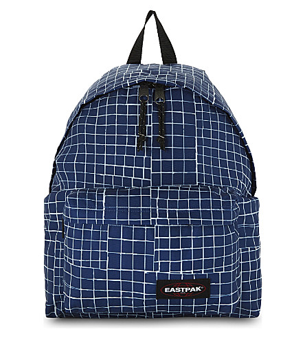 EASTPAK Padded Pak'r® backpack (Blue+dance