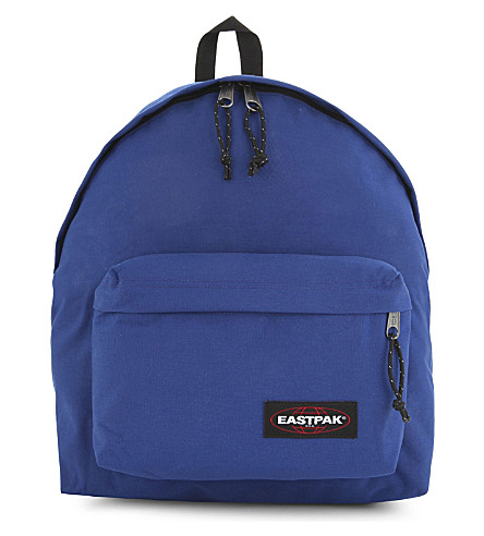 EASTPAK Padded Pak'r backpack (Bonded+blue