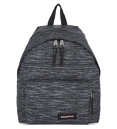 EASTPAK Padded Pak'r backpack (Knit+grey
