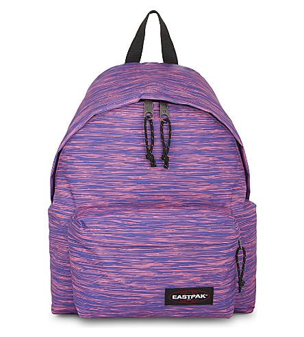 EASTPAK Padded Pak'r backpack (Knit+pink