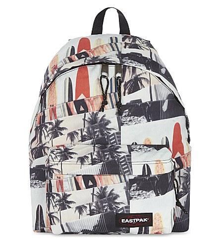 EASTPAK Padded Pak'r backpack (70's+chill