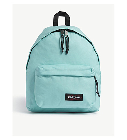EASTPAK Authentic Padded Pak'r backpack (Aqua+blue