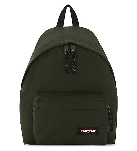 EASTPAK Padded Pak'r backpack (Army+socks