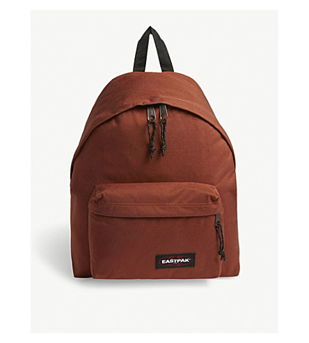 EASTPAK Padded Pak'r backpack (Bizar+brown