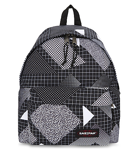EASTPAK Padded Pak'r backpack (Black+clash