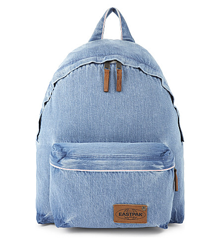 EASTPAK Padded Pak'r backpack (Bleach wash