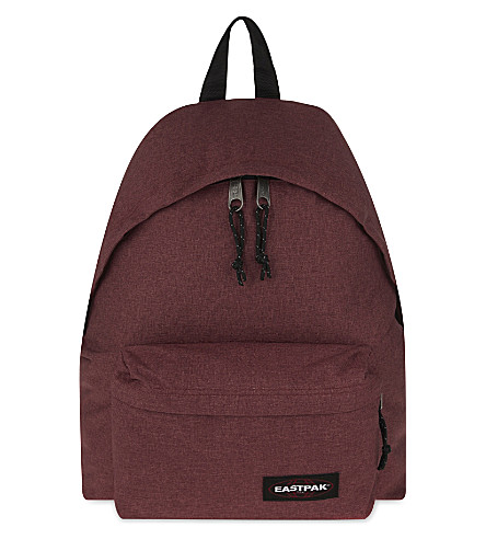 EASTPAK Padded Pak'r backpack (Crafty merlot