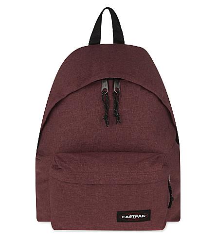 EASTPAK Padded Pak'r backpack (Crafty merlot