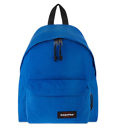 EASTPAK Padded Pak'r backpack (Full tank blue