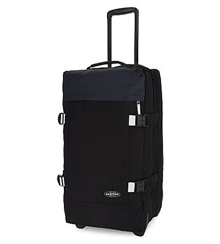 EASTPAK Authentic Tranverz two-wheel suitcase 67cm (Combo+black