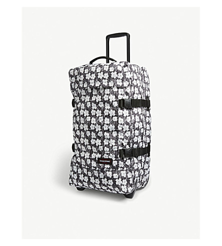 EASTPAK Andy Warhol Tranverz suitcase 67cm (Aw+floral