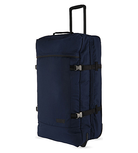 EASTPAK Authentic Tranverz large two-wheel suitcase 79cm (Constructed+navy