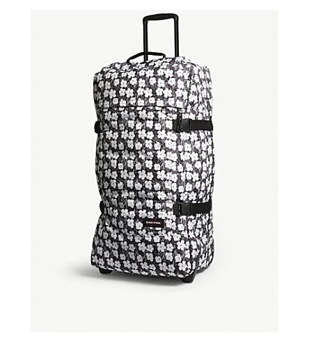 EASTPAK Andy Warhol Tranverz suitcase 78cm (Aw+floral