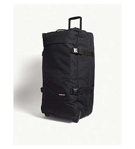 EASTPAK Andy Warhol Tranverz two-wheel suitcase 78cm (Black