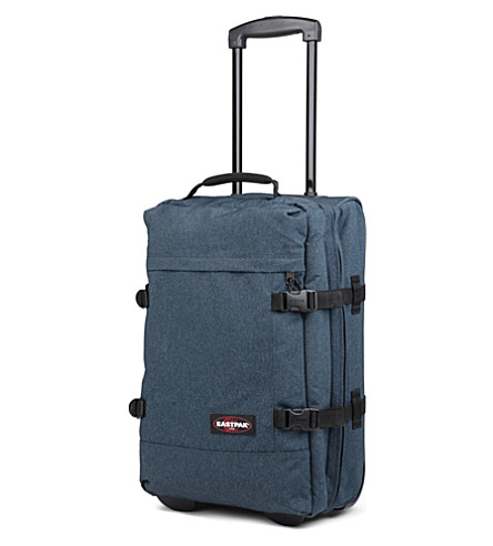 EASTPAK Transfer two-wheel suitcase 49cm (Double+denim