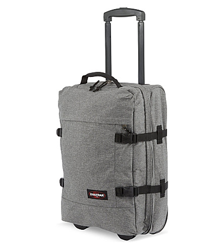 Transfer small two-wheel suitcase 49cm (Sunday+grey