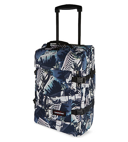 EASTPAK Tranverz small two-wheel suitcase 51cm (80's+chic
