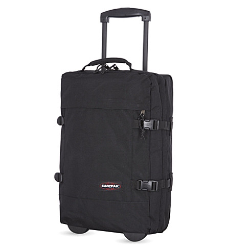 EASTPAK Tranverz small two-wheel suitcase 51cm (Black