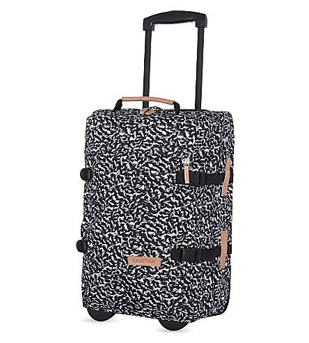 EASTPAK Tranverz small two-wheel suitcase 51cm (Curls