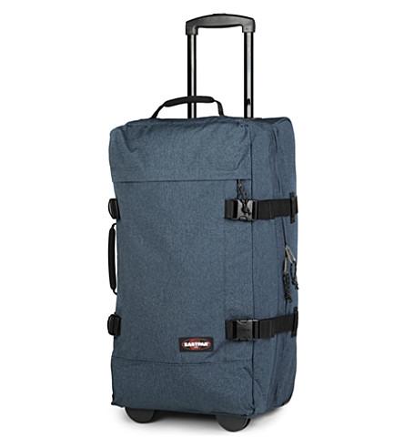 EASTPAK 输送中型双轮手提箱 66cm (双 + 牛仔布