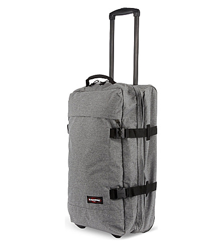 EASTPAK Transfer medium two-wheel suitcase 66cm (Sunday+grey
