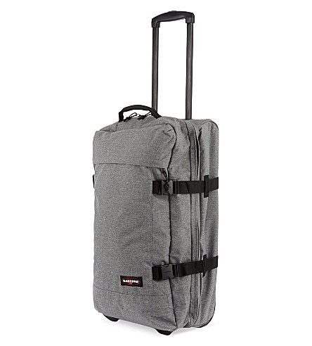 EASTPAK Transfer large two-wheel suitcase 77cm (Sunday+grey